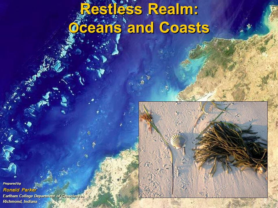 Restless Realm: Oceans and Coasts