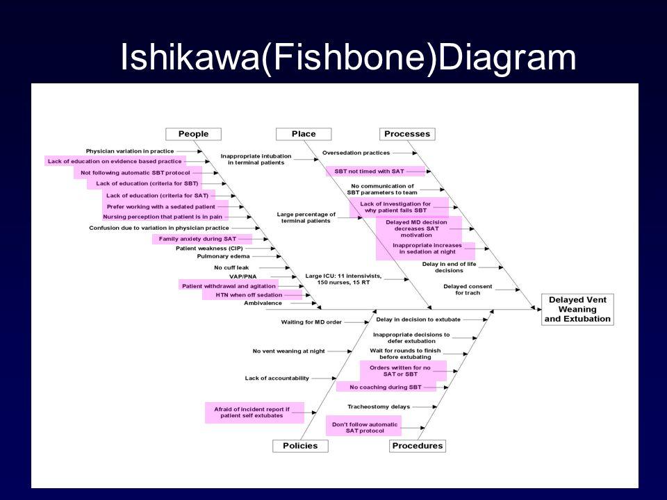 Ishikawa(Fishbone)Diagram