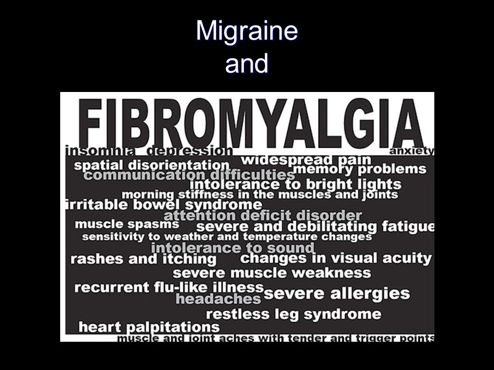Migraine and
