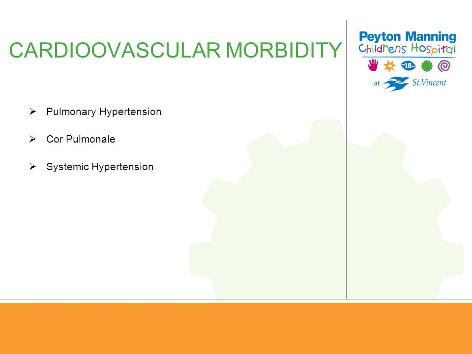 CARDIOOVASCULAR MORBIDITY