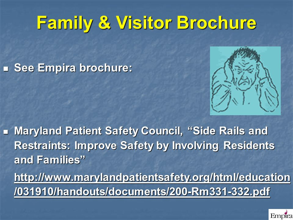 Family & Visitor Brochure