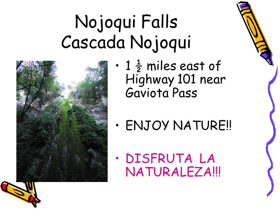 Nojoqui Falls Cascada Nojoqui