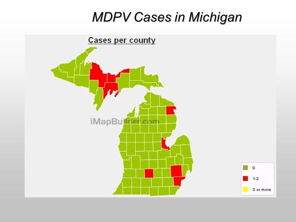 MDPV Cases in Michigan 23