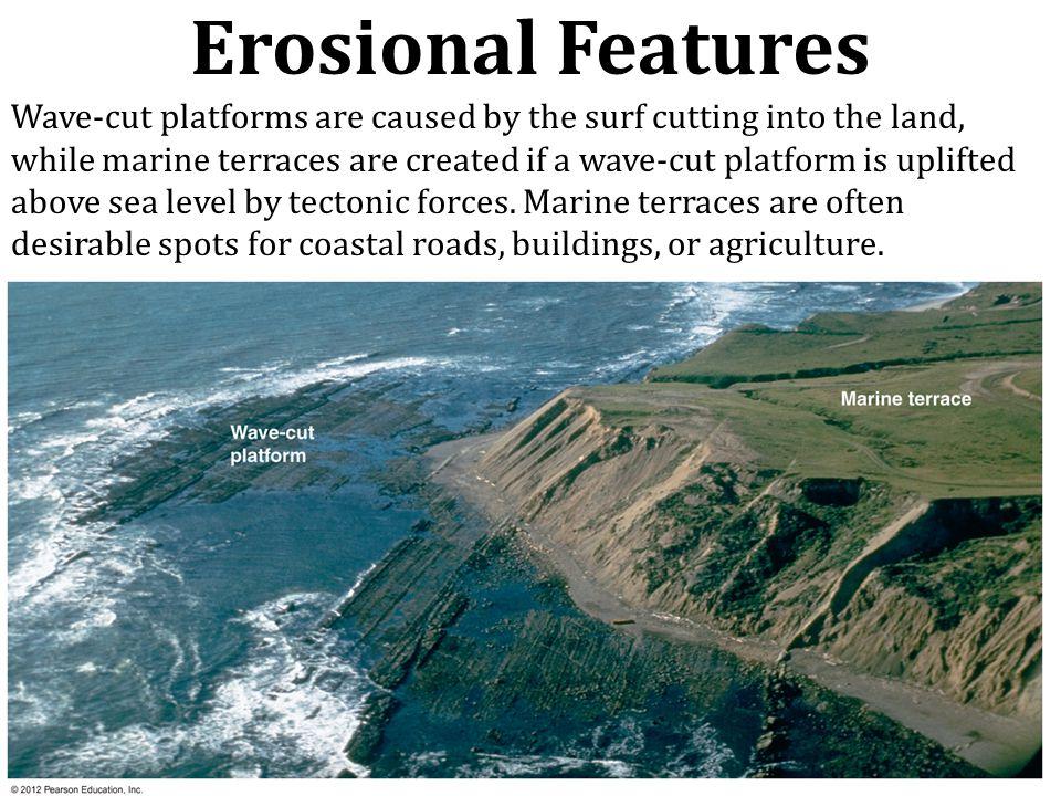 Erosional Features