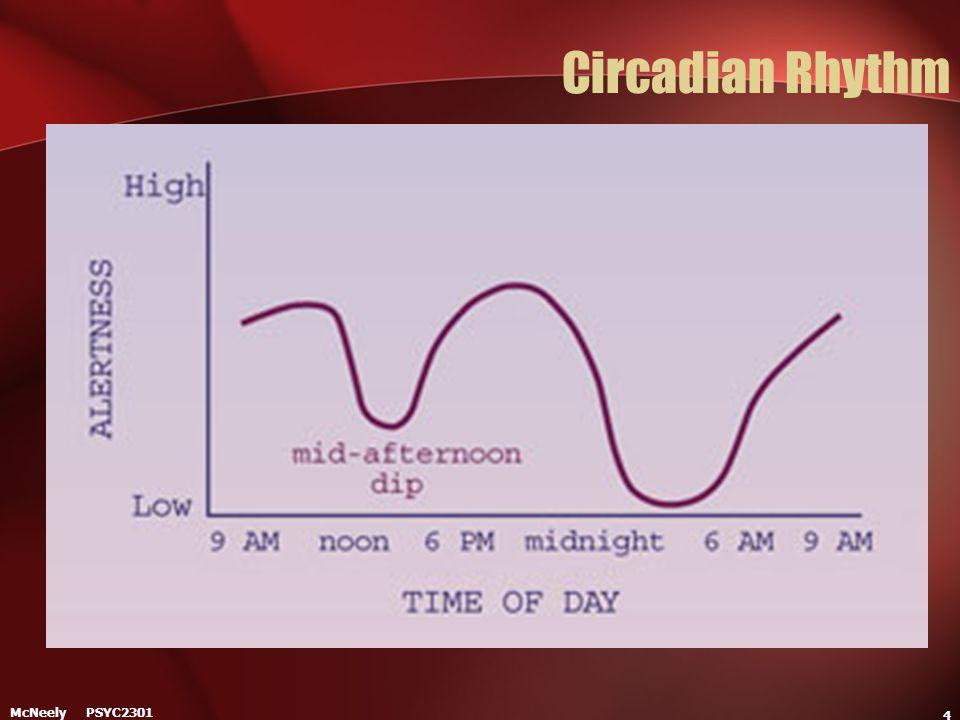 Circadian Rhythm McNeely PSYC2301