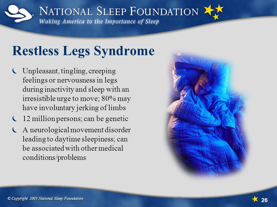 sleep deprivation and disorders the importance of sleep The importance of sleep: sleep deprivation in a the initial approach that sleep specialists and researchers use to accurately diagnose sleep disorders.