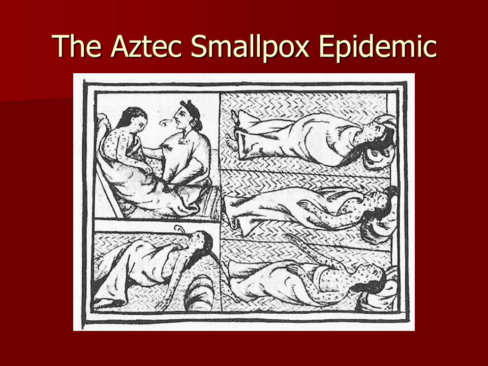 The Aztec Smallpox Epidemic