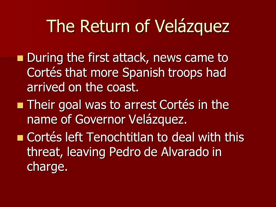 The Return of Velázquez