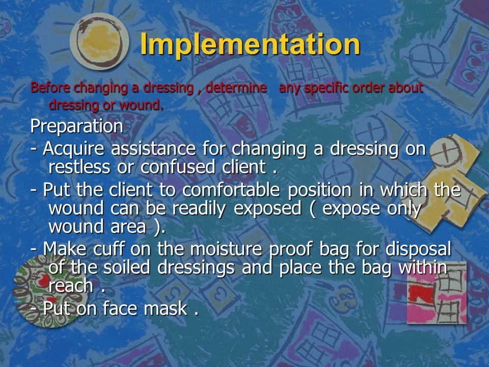 Implementation Preparation