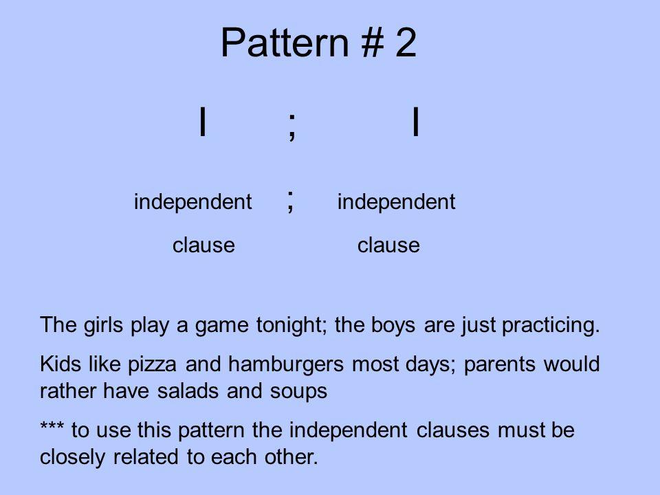 independent ; independent