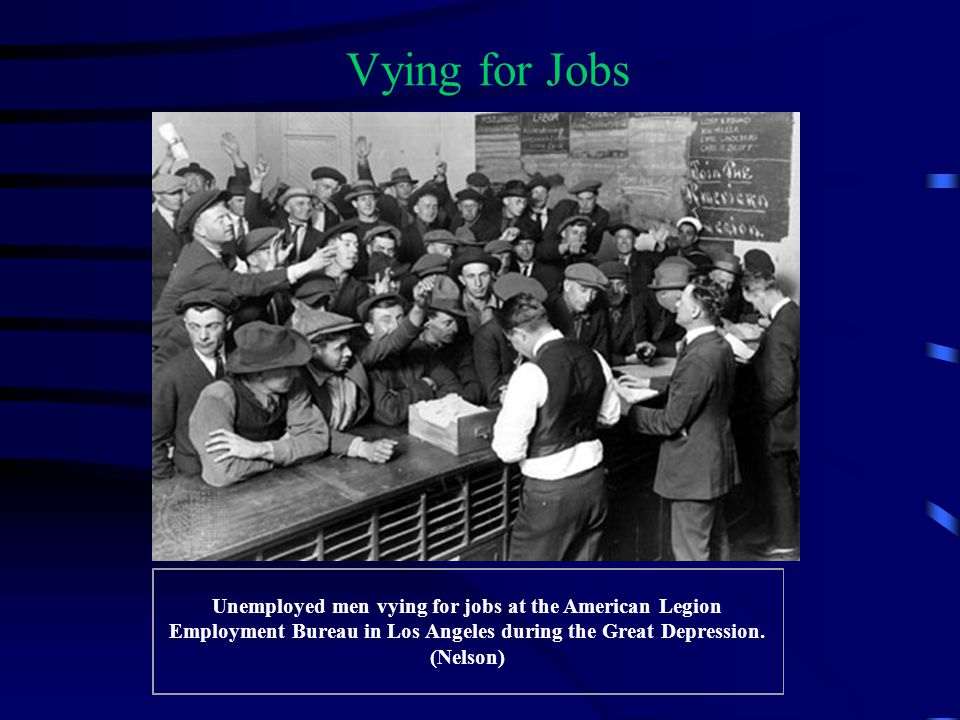Vying for Jobs
