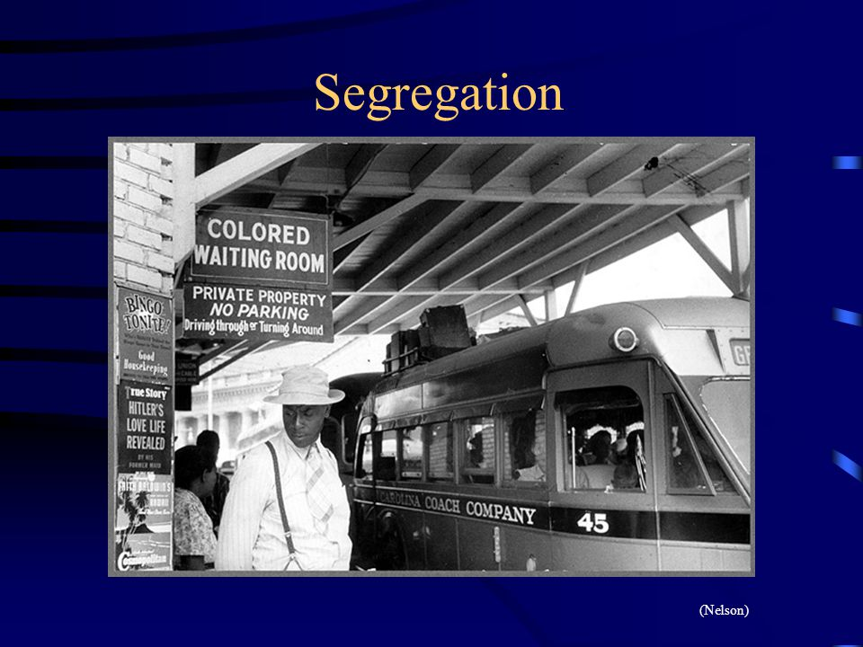 Segregation (Nelson)