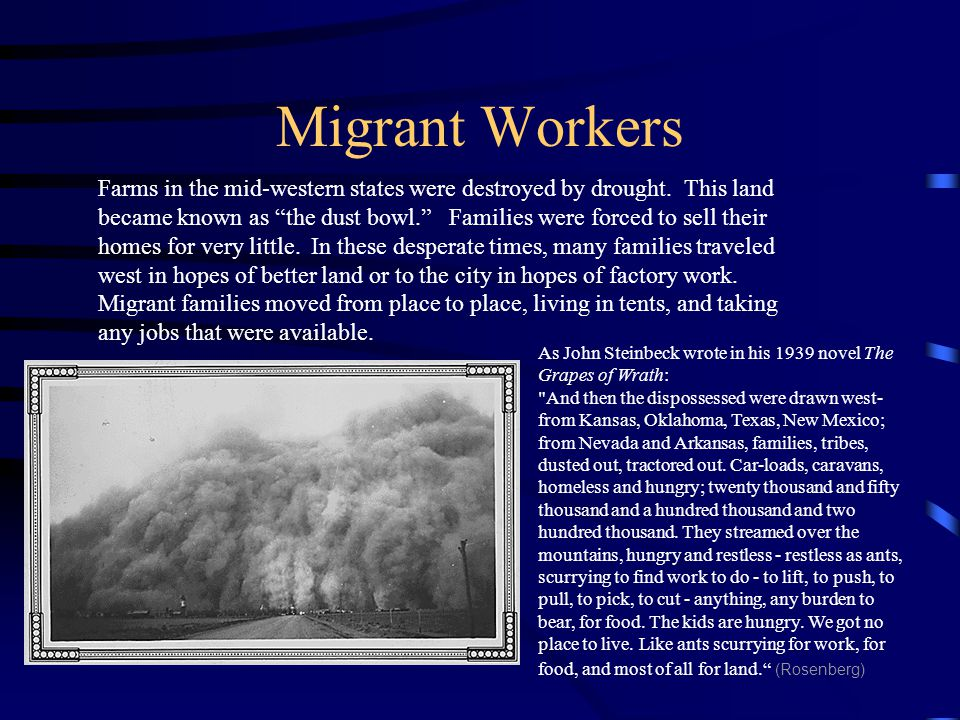 Migrant Workers