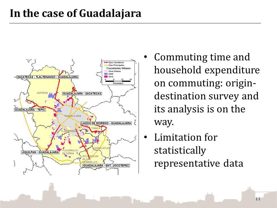 In the case of Guadalajara