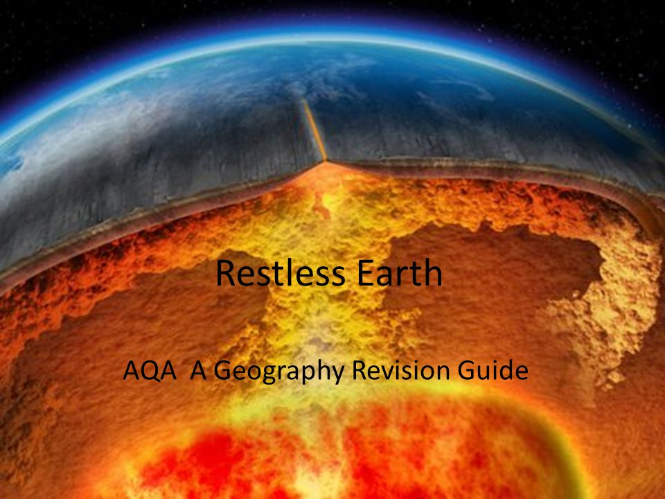 AQA A Geography Revision Guide