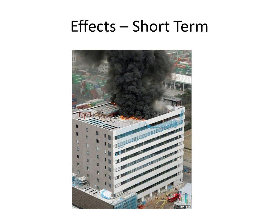 Effects – Short Term