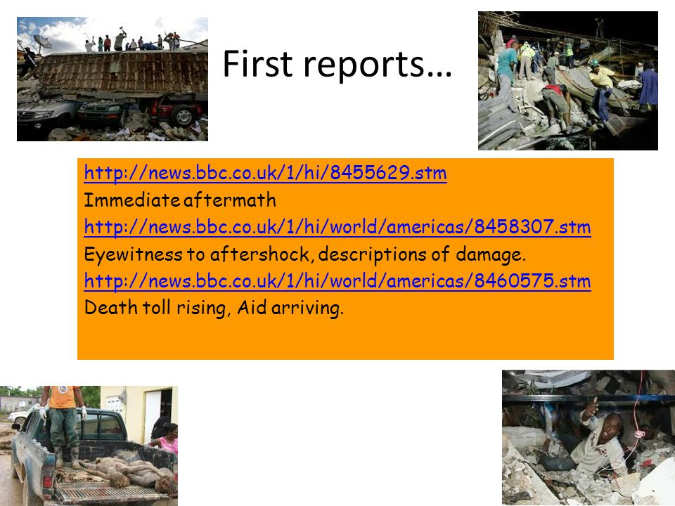 First reports… http://news.bbc.co.uk/1/hi/8455629.stm