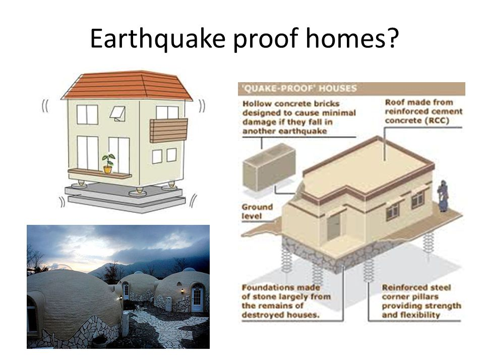 Earthquake proof house design 28 images structures for Earthquake resistant home designs