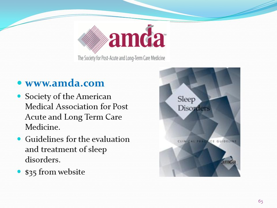 NASVH 2014 www.amda.com. Society of the American Medical Association for Post Acute and Long Term Care Medicine.