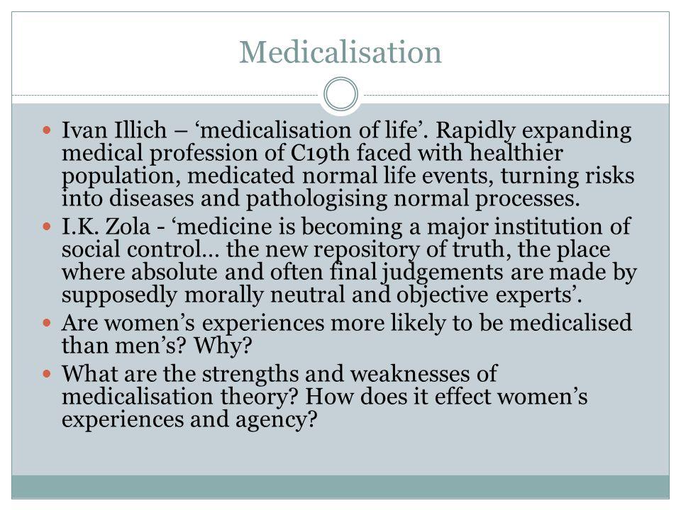 Medicalisation