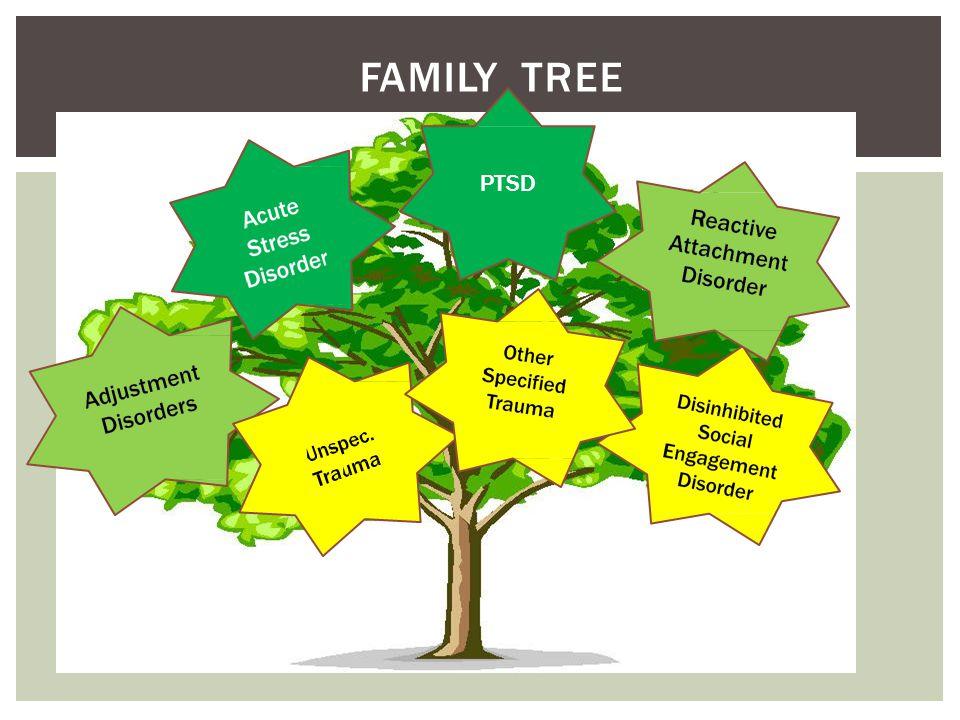 FAMILY TREE PTSD