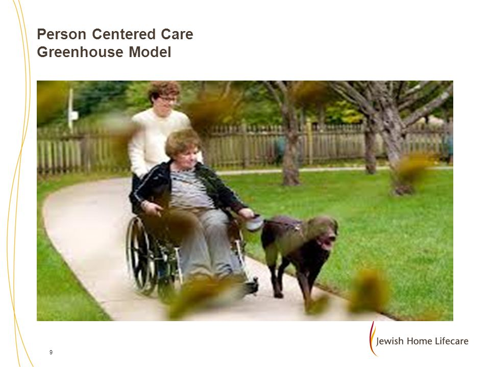 Person Centered Care Greenhouse Model