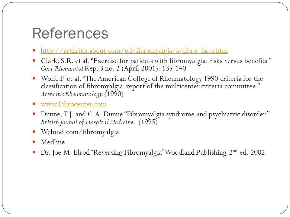 References http://arthritis.about.com/od/fibromyalgia/a/fibro_facts.htm.