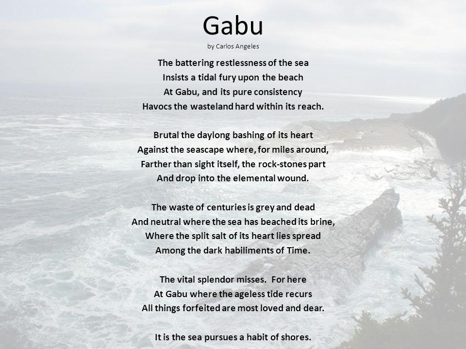 Gabu by Carlos Angeles
