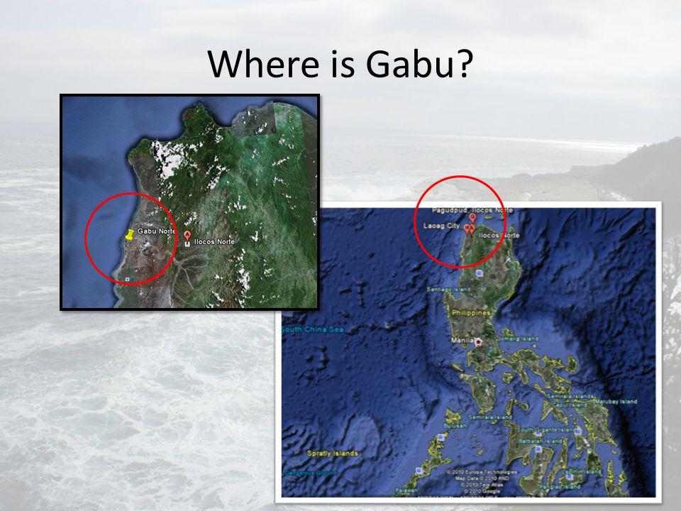 Where is Gabu