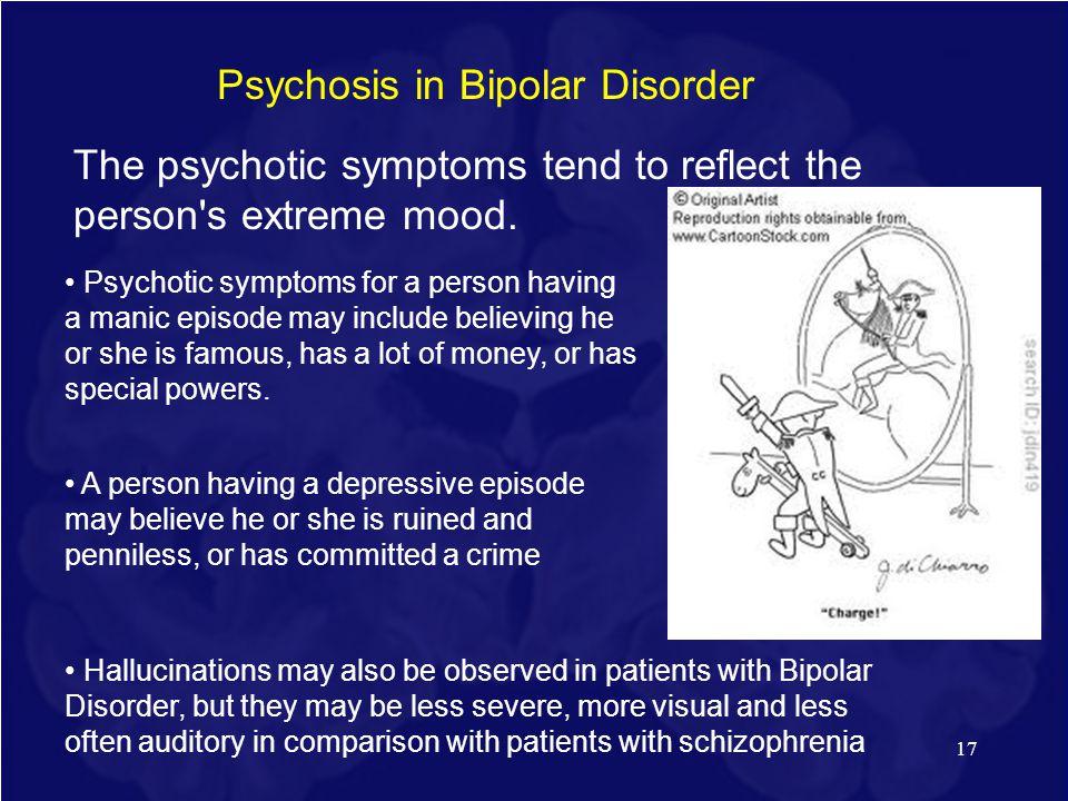 Psychosis in Bipolar Disorder