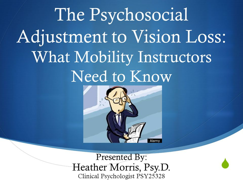 Presented By: Heather Morris, Psy.D. Clinical Psychologist PSY25328