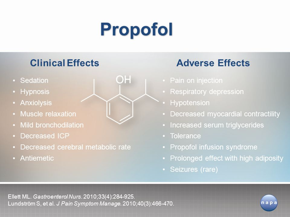 Clinical Effects Adverse Effects