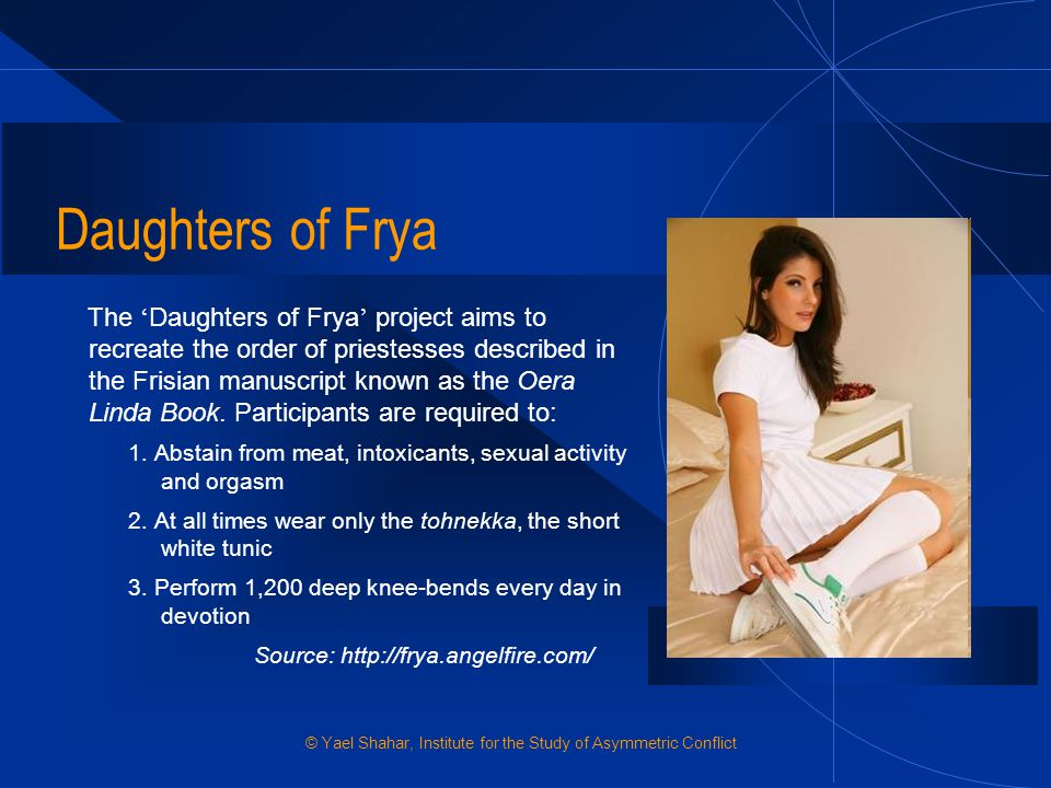 Daughters of Frya