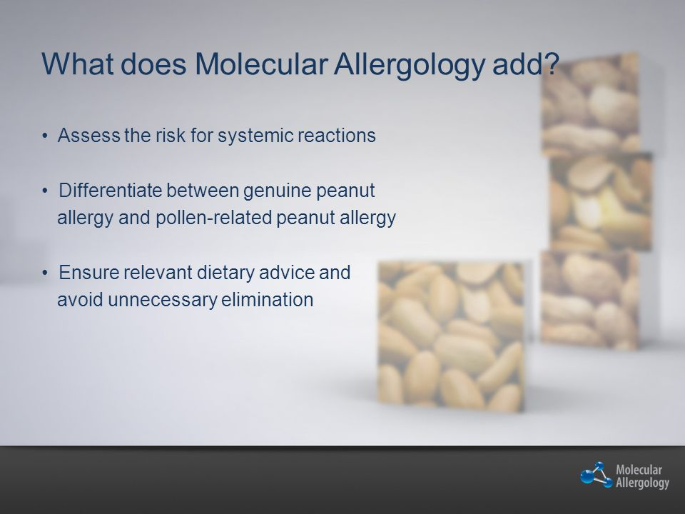 What does Molecular Allergology add