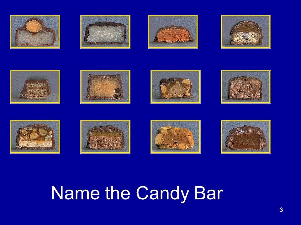 Name the Candy Bar