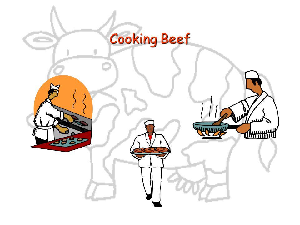 Cooking Beef