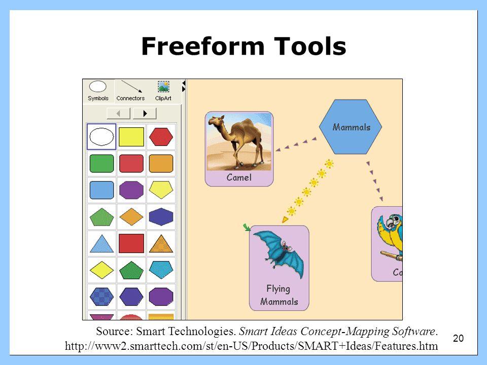 Freeform Tools