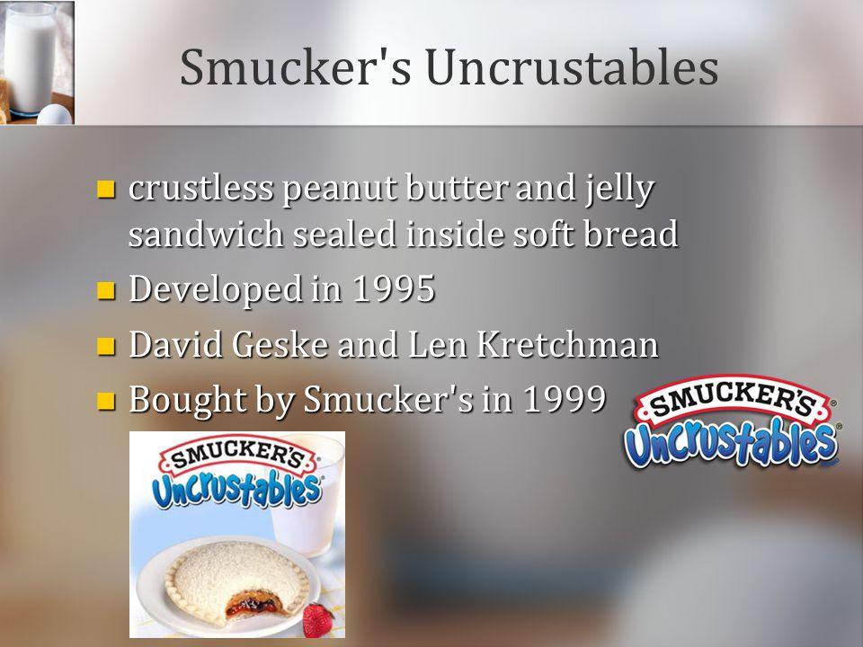 Smucker s Uncrustables