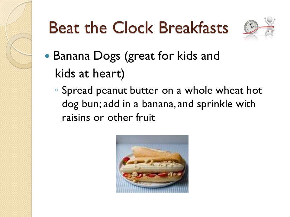 Beat the Clock Breakfasts