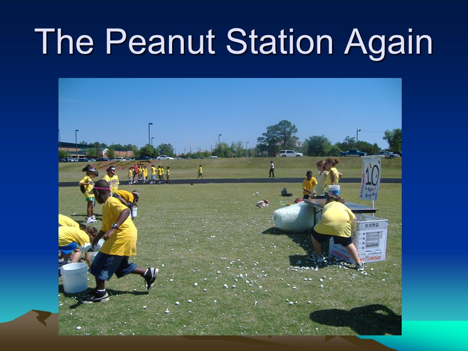The Peanut Station Again