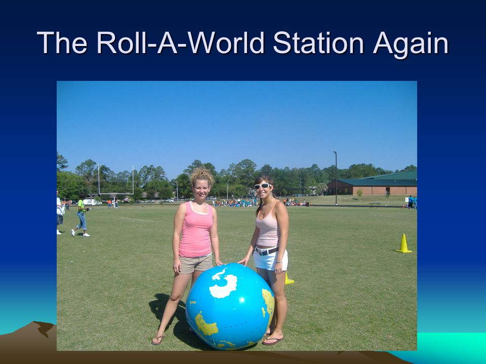 The Roll-A-World Station Again