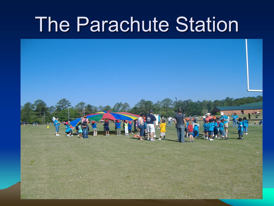 The Parachute Station