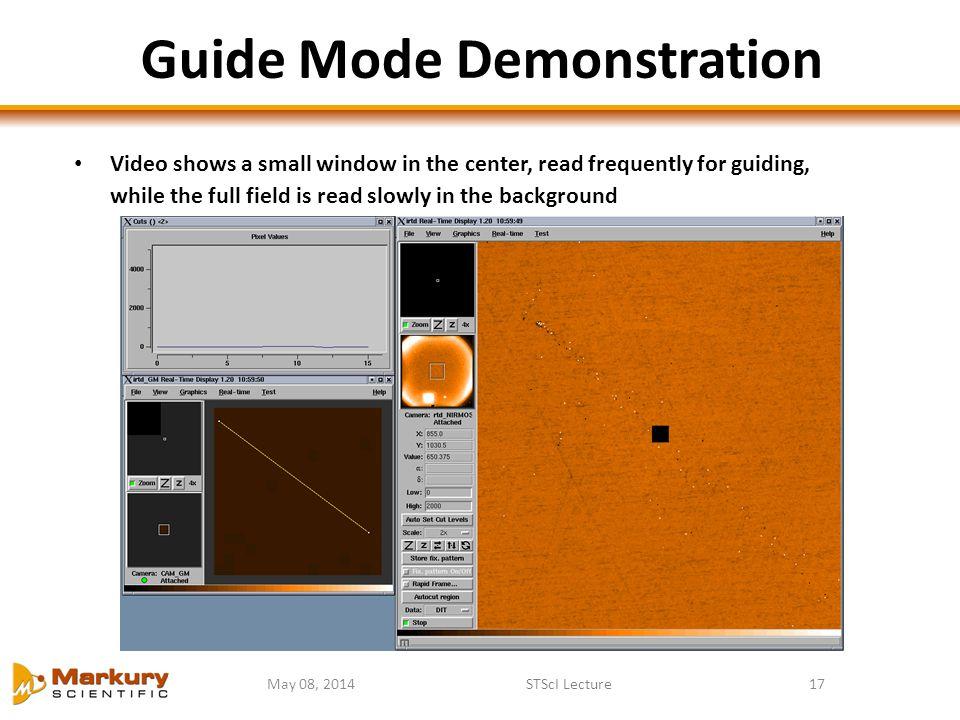 Guide Mode Demonstration