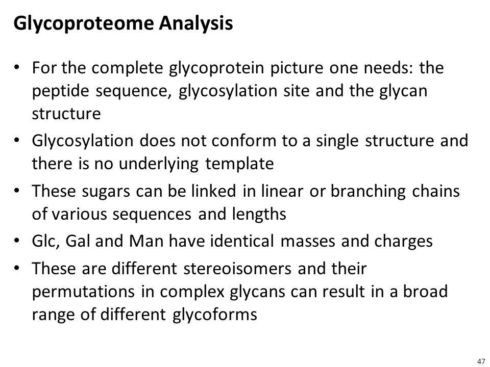 Glycoproteome Analysis