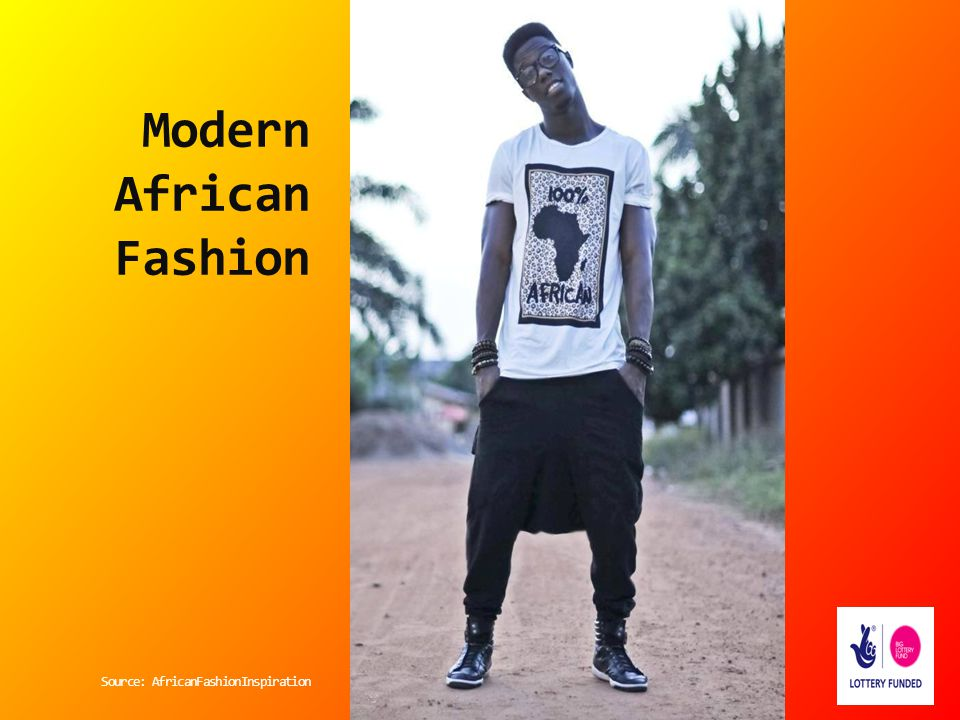 Modern African Fashion Source: AfricanFashionInspiration
