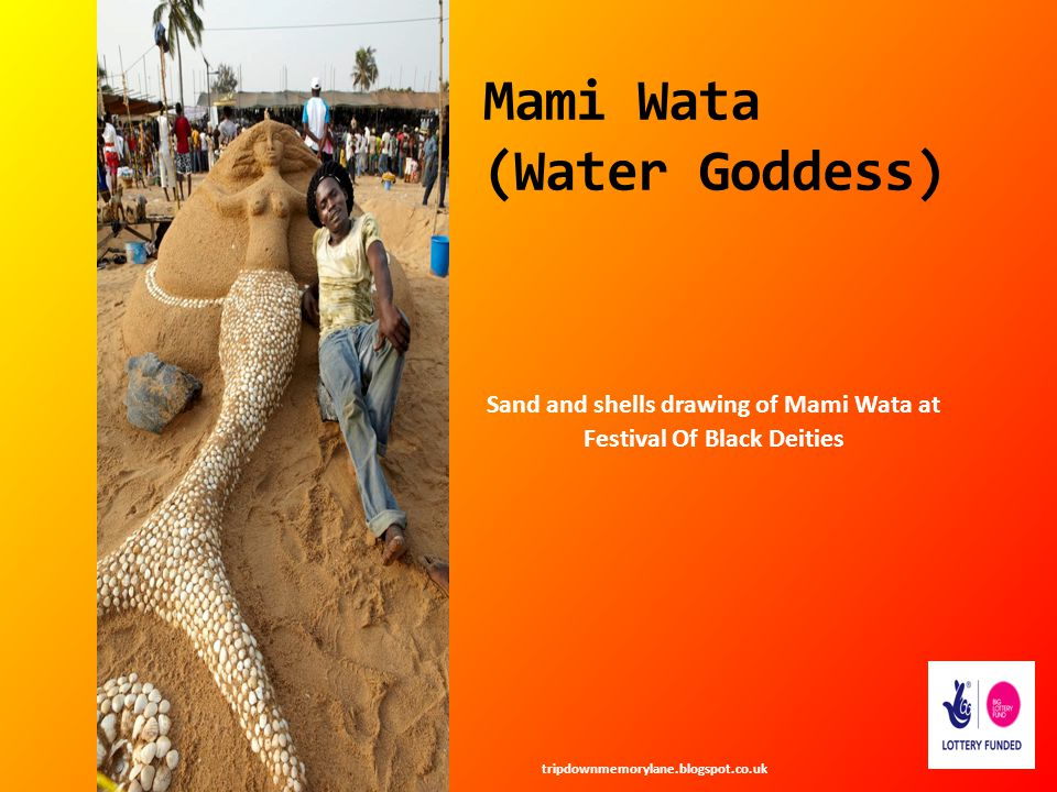 Mami Wata (Water Goddess)