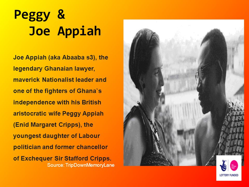 Peggy & Joe Appiah