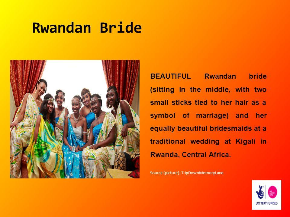 Rwandan Bride