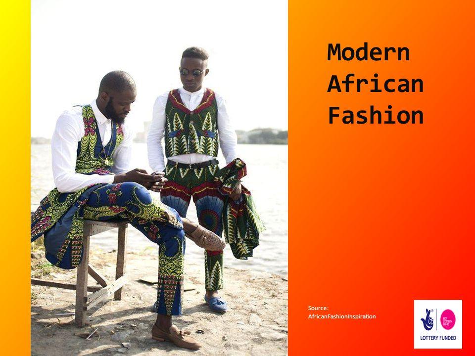 Modern African Fashion