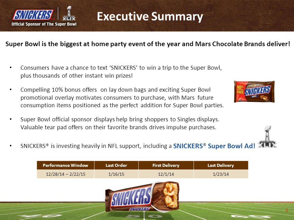SNICKERS® Super Bowl Ad!